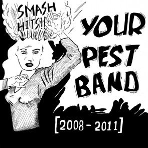 Your Pest Band Smash Hits LP