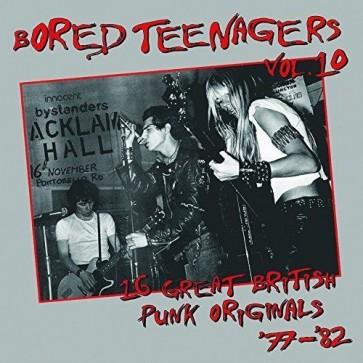 VARIOUS - Bored Teenagers Vol. 10 LP