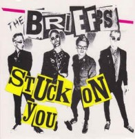"THE BRIEFS - Stuck On You 7"" White"