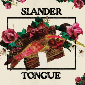 "SLANDER TONGUE ""Slander Tongue"" LP (COKE BOTTLE CLEAR Vinyl)"