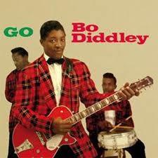 """DIDDLEY, BO """"Go Bo Diddley"""" LP"""