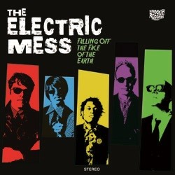 Electric Mess LP Falling Off theFace of the Earth