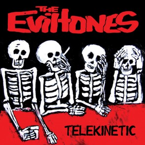 THE EVILTONES - Te lekinetic 7""