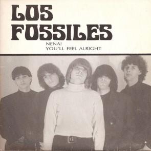 """LOS FOSSILES - Nena RE 7"""""""