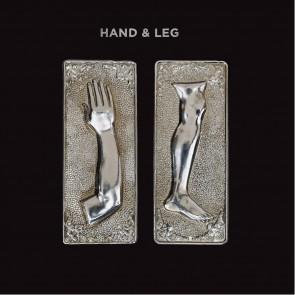 "HAND & LEG ""Hand & Leg"" LP (CLEAR Vinyl)"