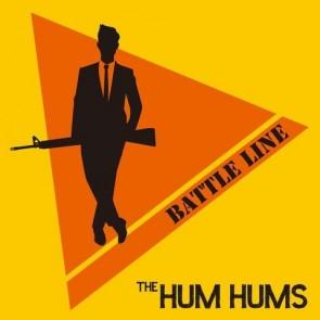 THE HUM HUMS - Battle Line EP