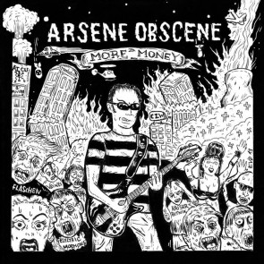 ARSENE OBSCENE - More Money Lp