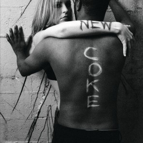 """NEW COKE """"Duct Tape Your Mouth"""" 7"""""""