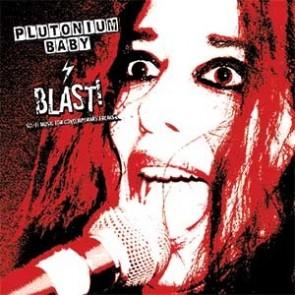 PLUTONIUM BABY - BLAST! Sci-Fi Music for Contemporary Freaks LP