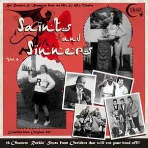 VARIOUS - Saints and Sinners Vol. 6 LP