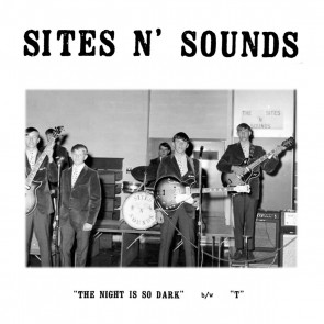 "SITES N' SOUNDS ""The Night Is So Dark"" EP"