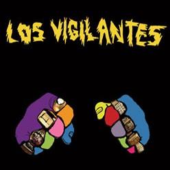 LOS VIGILANTES self-titled LP