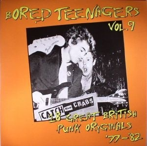 VARIOUS - Bored Teenagers vol. 9 LP