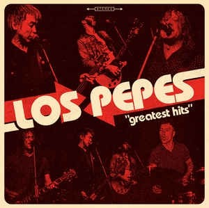 LOS PEPES - Greatest Hits LP+ CD