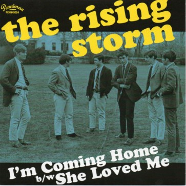 """RISING STORM """"I'm Coming Home"""" 7"""""""