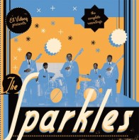 "THE SPARKLES - The Complete Recordings Lp, 7"" & CD"