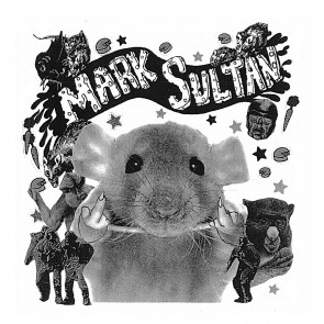 "MARK SULTAN ""Filthy Rat"" EP (PURPLE vinyl)"