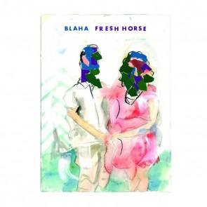 """BLAHA """"Fresh Horse"""" EP (Black Vinyl)"""