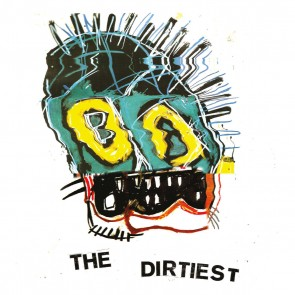 """THE DIRTIEST """"Alarm"""" EP (ORANGE Vinyl)"""