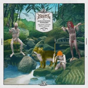 HOLLYWOOD SINNERS - Khöme Kakkä Green LP