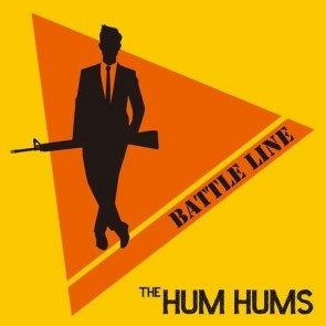 THE HUM HUMS - Battle Line EP