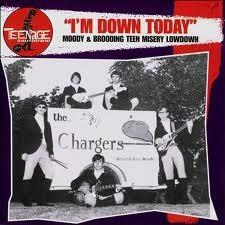 VARIOUS ARTISTS 'Teenage Shutdown-Vol. 6 I'm Down Today' LP