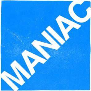 MANIAC - Demimonde LP