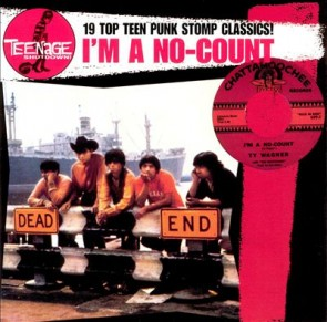 VARIOUS ARTISTS - 'Teenage Shutdown - I'm No Count' LP
