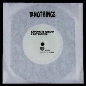 THE NOTHINGS Favourite Retard EP