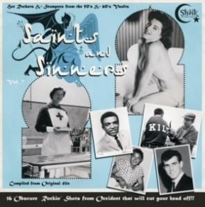 VARIOUS - Saints and Sinners Vol. 7 LP