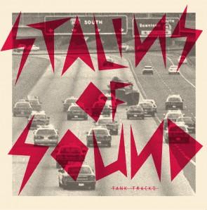 "STALINS OF SOUND ""Tank Tracks"" LP"