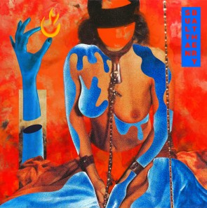 "SULTAN BATHERY ""Right On"" (Black Vinyl)"