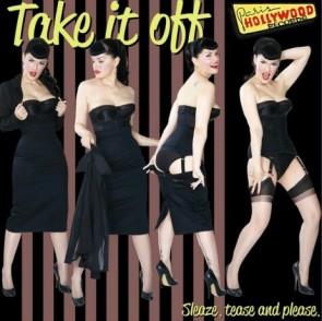 VARIOUS - Take It Off LP
