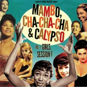 VARIOUS - Mambo, Cha-Cha-Cha & Calypso Vol 1 LP + Cd