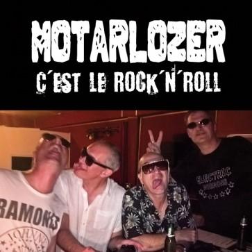 "MOTARLOZER - C'est Le Rock'N'Roll 7"" EP"