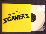 THE SCANERS - The Scaners White LP