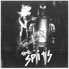 THE SPITS 'I' LP
