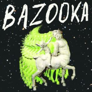 """BAZOOKA """"S/T"""" CD"""