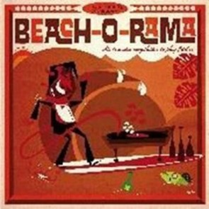 VARIOUS - Beach-O-Rama LP + CD
