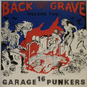 "VARIOUS ARTISTS ""Back From The Grave Vol. 2"" LP"