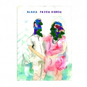 "BLAHA ""Fresh Horse"" EP (Purple Vinyl)"