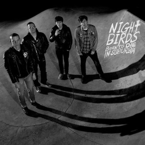 NIGHT BIRDS – BORN TO DIE IN SUBURBIA LP
