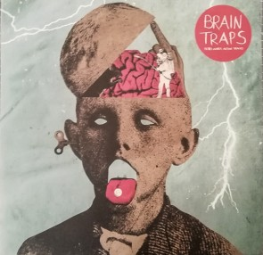 BRAIN TRAPS ‎– Hobo Cobra Action Tracks 12""
