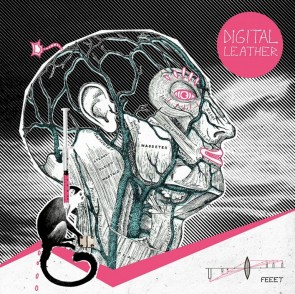 DIGITAL LEATHER - Feeet LP