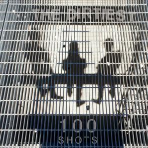 "THE DIRTIEST ""Cento Shot"" EP (BLUE vinyl)"