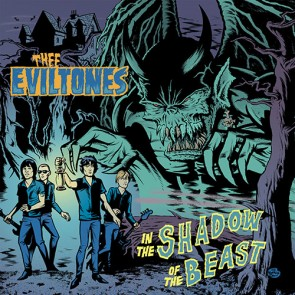 THEE EVILTONES - In The Shadow Of The Beast LP