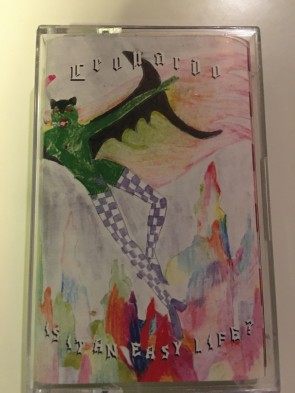 LEOPARDO - Is It An Easy Life? Cassette Tape