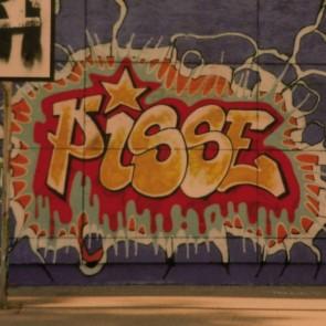 PISSE - Self Titled LP