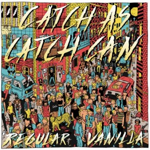 CATCH AS CATCH CAN - Regular Vanilla LP