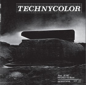 TECHNYCOLOR - Non, je ne regrette rien LP PLUS ZINE